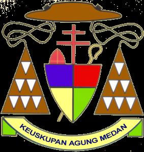 Logo Keuksupan Agung Medan